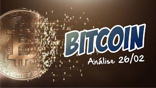 Análise do Bitcoin, Binance Coin, Cardano - 26/02/21