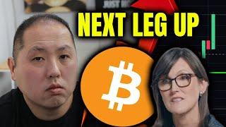 BITCOIN BULLS BACK IN CHARGE - NEXT LEG UP COMING
