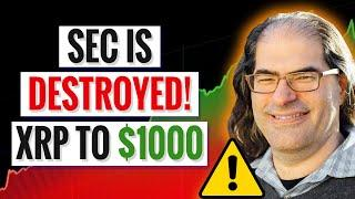 XRP to $1000 Ripple Japan ODL Use Of XRP Destroys SEC Argument Lawsuit | Will RIPPLE/XRP BE eSDR?