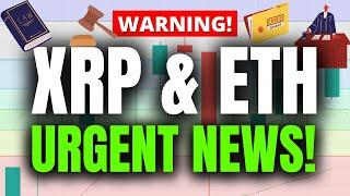 XRP & ETHEREUM BREAKING NEWS!!! ETH Could Rocket To $3k As Demand Outstrips Supply!