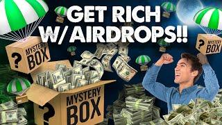 """Prepare for AirDrops (2021).. BIG Money """"Drops"""" Revealed!!"""