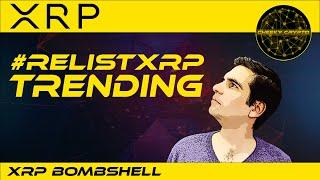 #ReListXRP Is Trending | Cheeky Crypto Review The Ripple Vs SEC Lawsuit