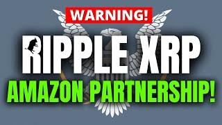 AMAZON VICE PRESIDENT JOINS RIPPLE XRP!!! PREPARE NOW!