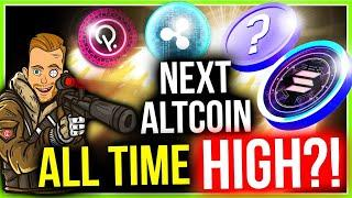 BITCOIN HOLDING STRONG! THREE HOT ALTCOINS READY TO FLY!!