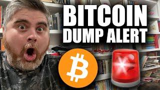 EMERGENCY  BITCOIN DUMPING RIGHT NOW! (Exact Price Targets)