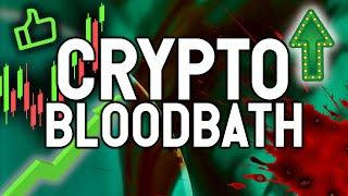 CRYPTO BLOODBATH!! Market chaos creates massive opportunity for gains in THESE coins