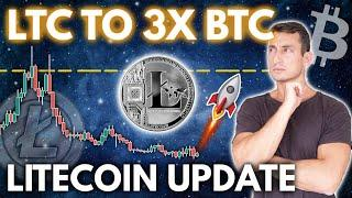 LITECOIN WILL EXPLODE IN 2021! $1,400 Possible   WARNING FOR HODLERS! (LTC News & Price Update)