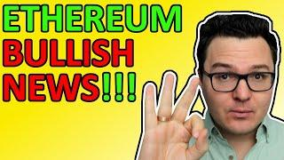 Ethereum Just Made History! WOW!