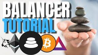How To Use Balancer DEX: AMM For Passive Income | Cryptocurrency