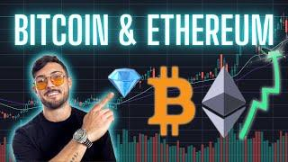Bitcoin and Ethereum March 2021 Price Targets + Hello Pal (HLLPF) Stock Analysis