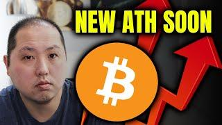 WHY BITCOIN IS ABOUT TO BREAK $60,000 AND MAKE A NEW HIGH!!!