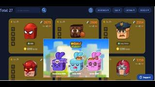 Momo NFT Farmer Full Guide from the Start   Passive Income    How to   Stake   Key   Mining  Farming