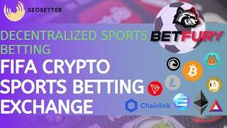 Betfury FIFA Crypto Sports Betting Sites - Sports betting sites that accept Bitcoin, Dogcoin, BNB,