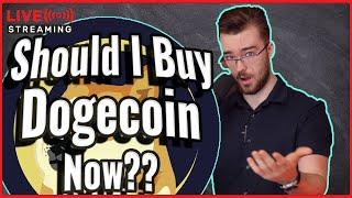Dogecoin Price Prediction + Bitcoin BANNED in Turkey - Is My Country Next? Coffee N Crypto LIVE