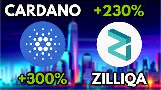 BIG UPDATES: Cardano (ADA) + Zilliqa (ZIL) | HUGE CRYPTO & ALTCOIN NEWS