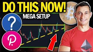 THIS ALTCOIN IS READY TO PUMP! How I Pick STRONG Cryptos! Watch Now