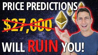 TIME TO SELL ETHEREUM? ‍️ DON'T GET CAUGHT! Here's the Big Price Picture, ETH Chart Analysis