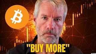 Michael Saylor - Buy As Many Bitcoin As You Can Now!