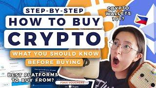 How to Buy Crypto 2020 | Beginners and Students Investing in Bitcoin & Crypto Philippines