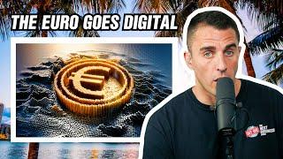 Anthony Pompliano: The Digital Euro Is NOT Like Bitcoin.