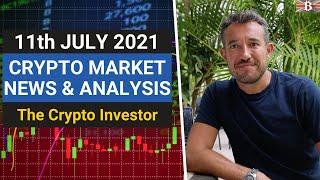 Crypto Market News & Analysis   (July 11th): Ethereum & DeFi Breaking Out?
