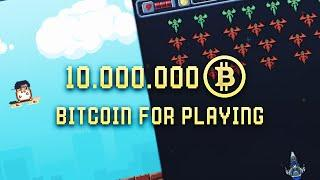Rollercoin | Get Crypto for playing! | Free 1000 Satoshi (Bitcoin)
