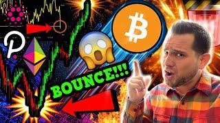 BITCOIN BOUNCE!!!!!!! TRUST IT?!!! THIS Will Send Price SURGING!!! TOP Altcoin Trends