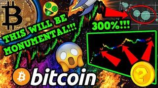 LOOK!! BITCOIN ABOUT TO DO SOMETHING INCREDIBLE!!! EASY 300% BTC PUMP!!?!