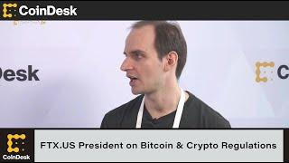 FTX.US President on Bitcoin, Altcoins, Crypto Regulations