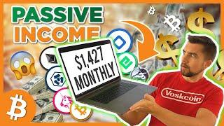 Here's How I'm Earning $1,427 A MONTH in PASSIVE INCOME?!