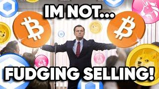 """Many Will """"CASH OUT"""" Soon!! Me..!? I'll NEVER Sell My BTC!"""