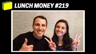 Lunch Money #218: Microstrategy, Square, Stimulus, Gamestop, Dunkin', & #ASKLM