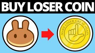 How To Buy Loser Coin On PancakeSwap & Trust Wallet