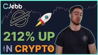 THIS CRYPTO IS UP 212% IN 4 DAYS!!! ALTCOIN SEASON STARTING!!