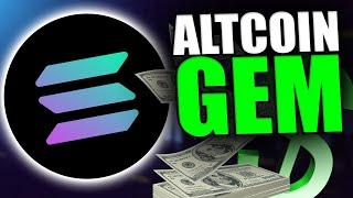 THIS ETHEREUM AND CARDANO RIVAL IS ABOUT TO SURGE! - Solana Review - Top Altcoins 2021