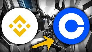 How To Transfer Crypto From Binance To Coinbase | Send Your Crypto From Binance To Coinbase