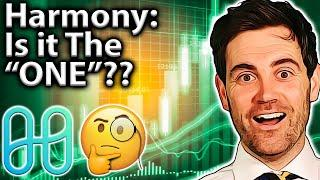 Harmony: Is ONE The MOST Undervalued Crypto??