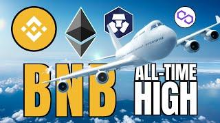 Binance Smart Chain and BNB FLYING to New All Time Highs