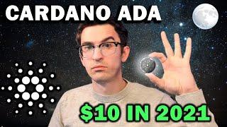 Cardano to $10 - ADA Can Make You A Millionaire!