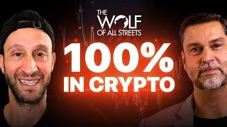Raoul Pal: Holding All Your Money in Crypto | Irresponsibly Long Bitcoin