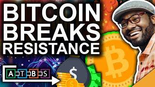 URGENT!! Bitcoin Breaks Crucial Resistance (Top Support Level Revealed)