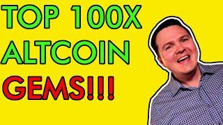 100X ALTCOIN GEMS TO WATCH RIGHT NOW! 2021 CRYPTO BULL RUN JUST GETTING STARTED! [Get Ready]