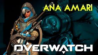 OVERWATCH - Spotlight + Gameplay Español - Ana Amari
