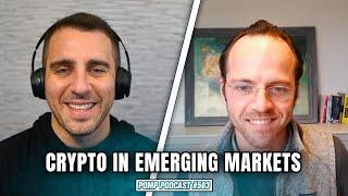 Crypto in Emerging Markets | Marcus Swanepoel | Pomp Podcast #503