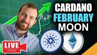 Ethereum CRUSHES $1600 (Top Reason Cardano MOONS in February)