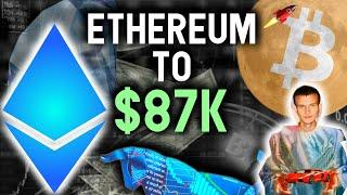 ETHEREUM TO $87K! My most shocking predictions for BITCOIN and ALTCOINS in 2021