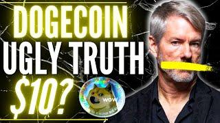 Michael Saylor Dogecoin Prediction! The UGLY TRUTH about Dogecoin   Dogecoin VS BTC (May 2021)