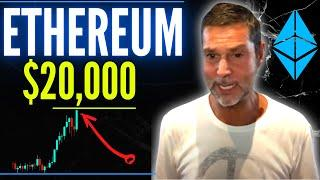 WHY Ethereum will hit $20,000 Raoul Pal on future of Ethereum vs Bitcoin | Ethereum Price Prediction