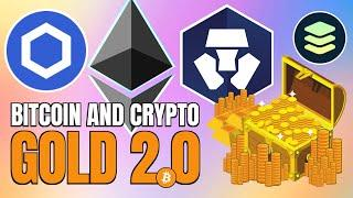 Gold 2.0: Crypto and Altcoins | Ethereum, Crypto.com, Chainlink Updates!!!