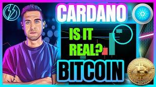 IS A REAL BITCOIN & CARDANO BREAKOUT ON THE WAY? (BTC & ADA Price Alert!)